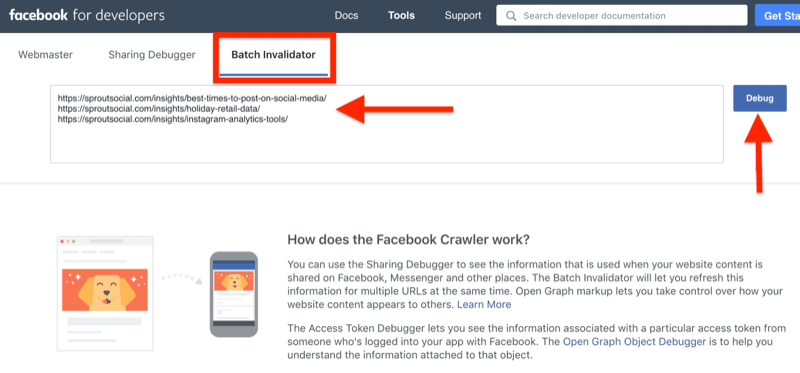 How to Clear Your Facebook Cache for Multiple Links