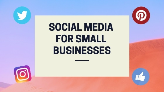 How Social Media helps Small Businesses