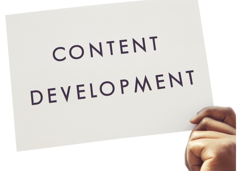 Develop the Content