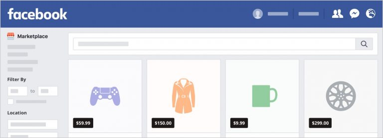 Sell Products in Facebook Marketplace