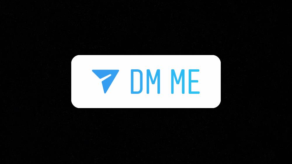 DM sticker