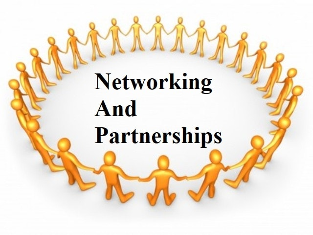 Networking And Partnerships