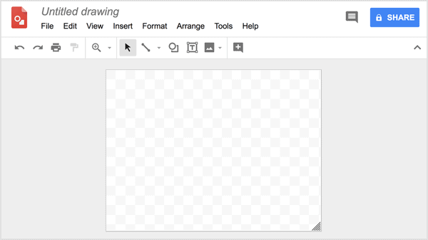 How to Create Social Media Images with Google Drawings?