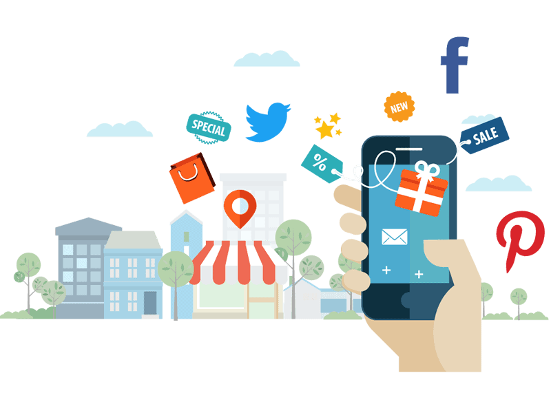 Mobilize your Business On Social Media