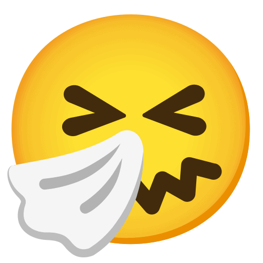 Sneezing Face