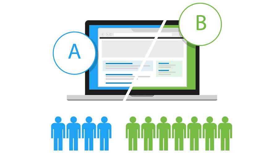 A/B testing can push Conversions