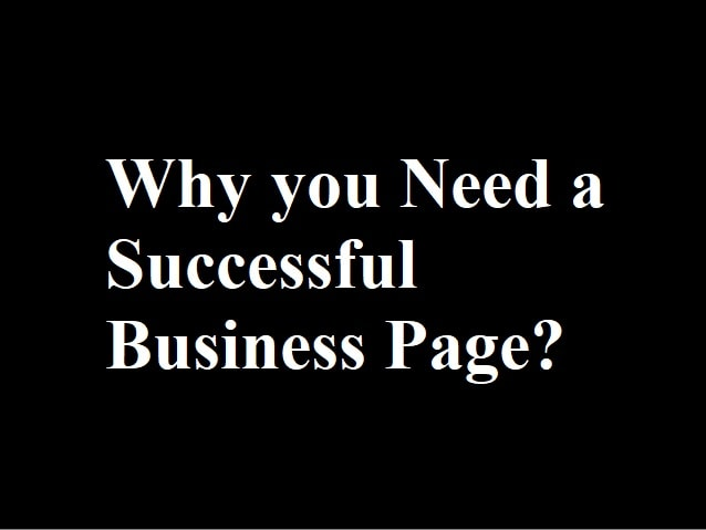 Run a Successful Facebook Business Page