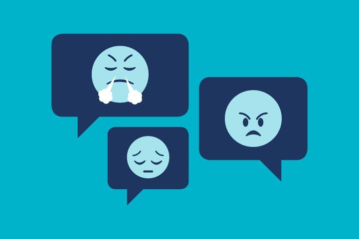 derogatory comments