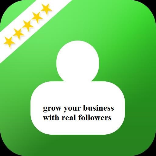 grow your business with real followers