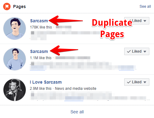 Claim all your pages