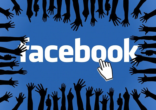 Business page: Facebook community