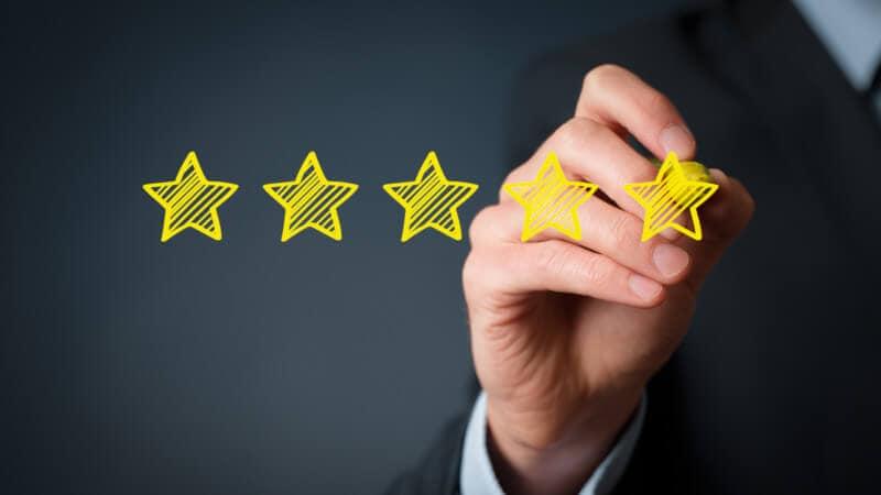 Gather customer reviews
