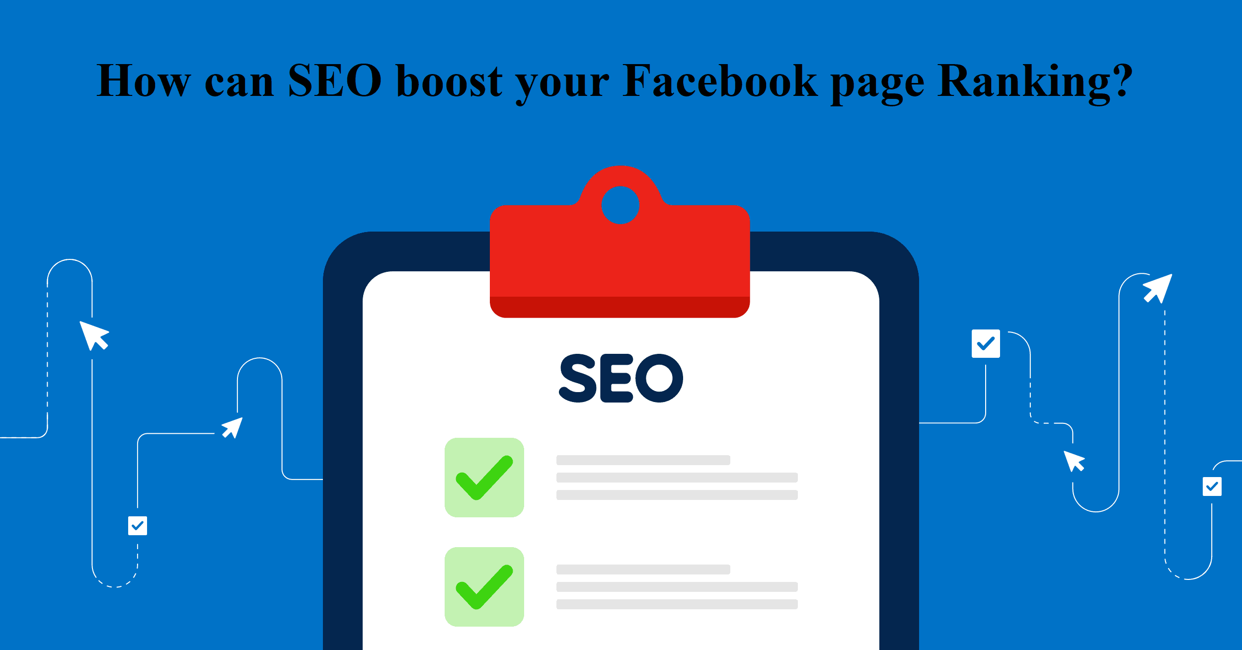 boost your Facebook SEO