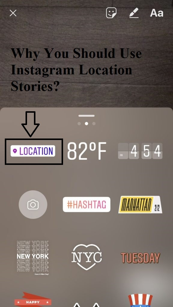 Why You Should Use Instagram Location Stories