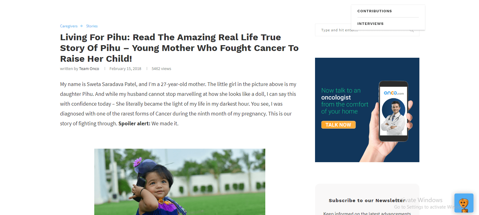 Real Life Incidents