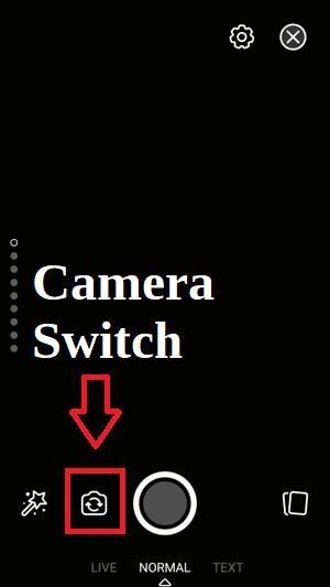 Camera Switch