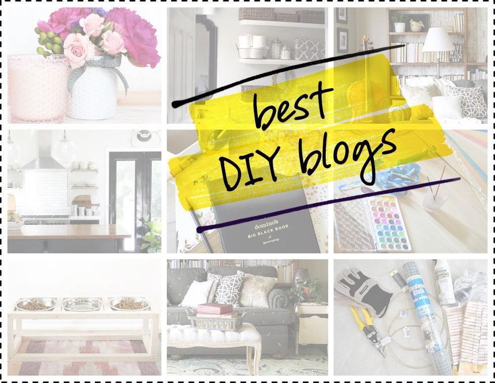 Do It Yourself (DIY) Blogs