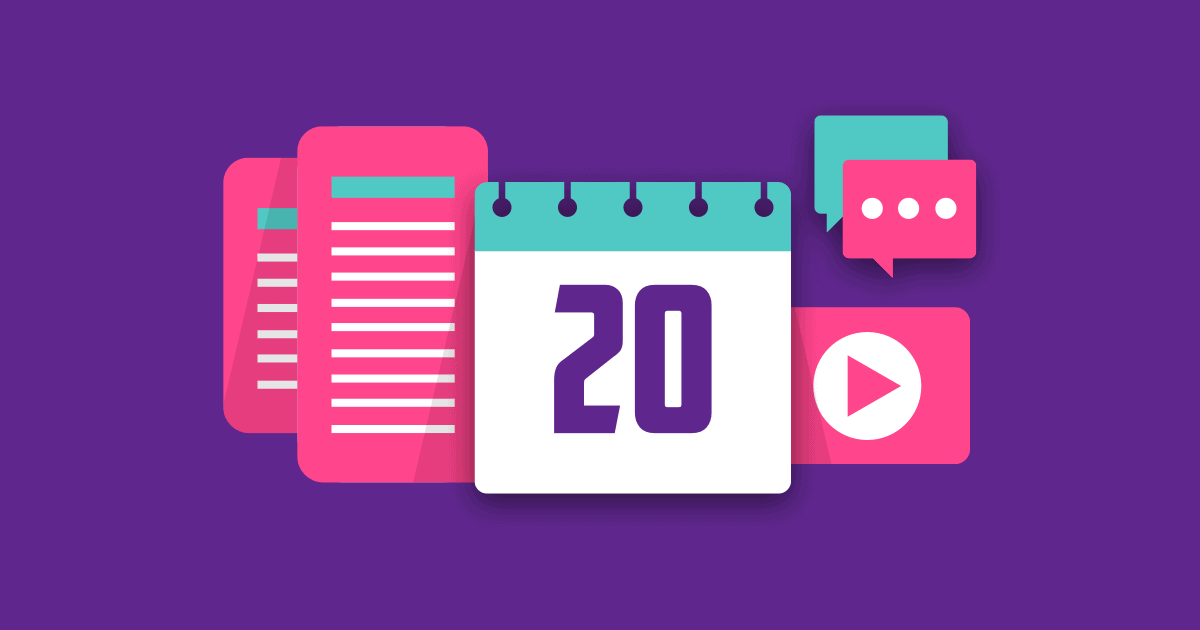 Why are content calendars essential?