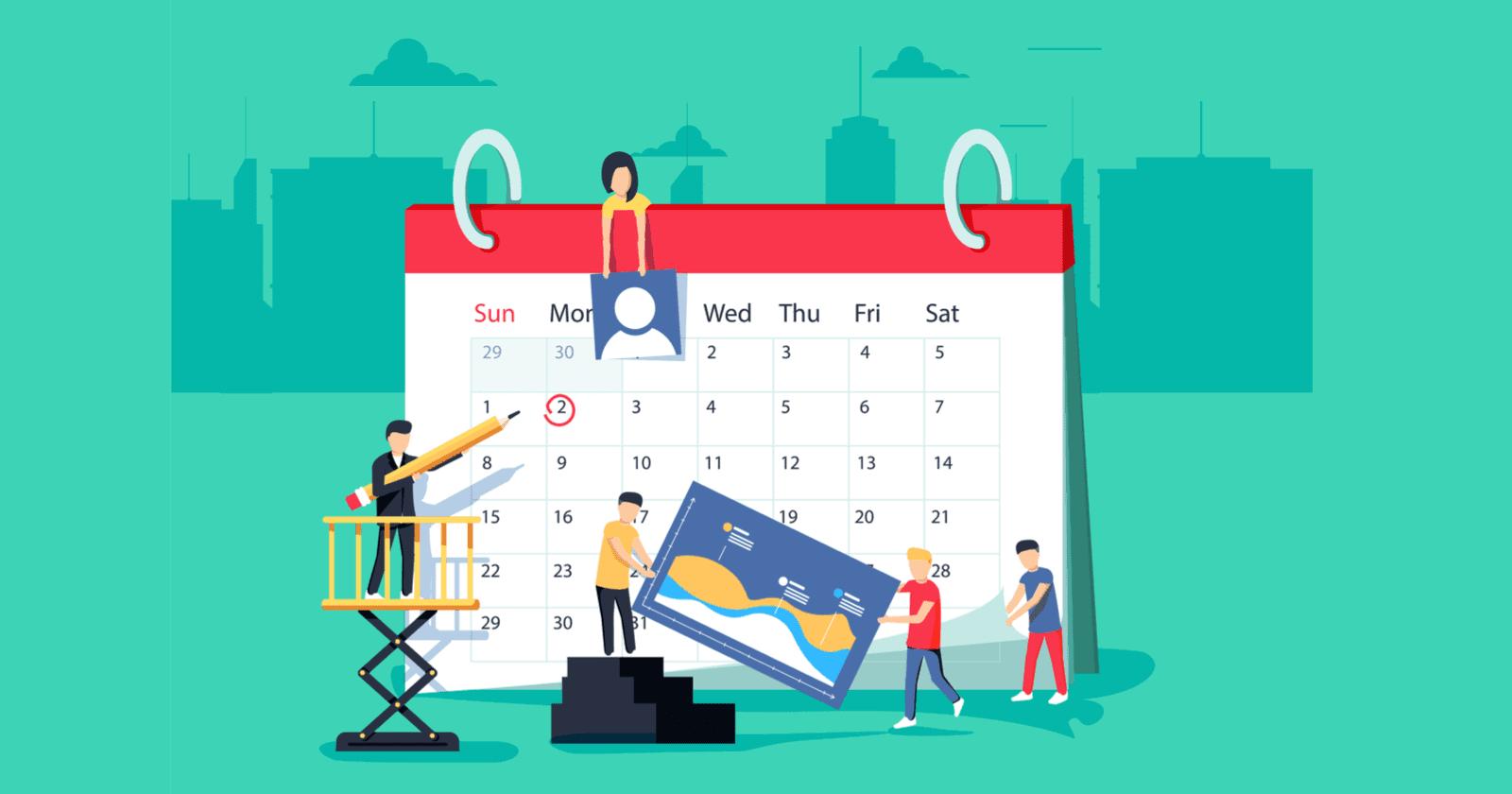 Content Calendar Framework
