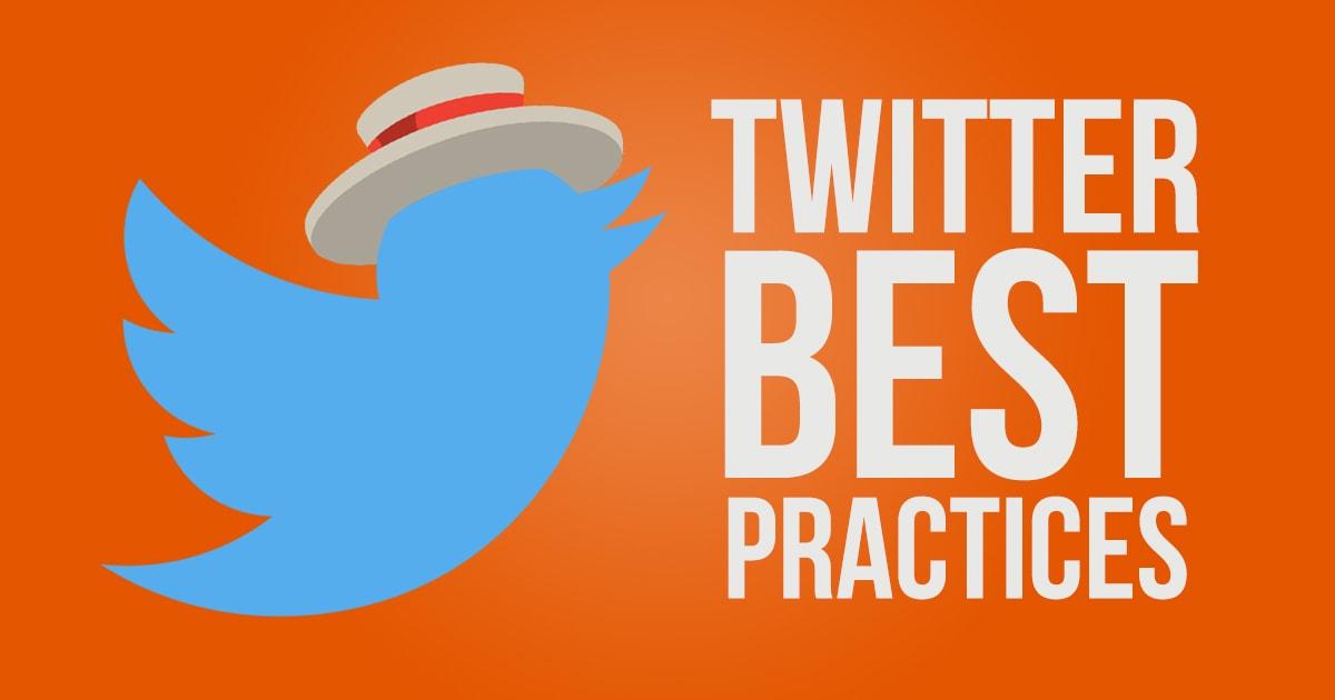 TwitterBestPractices