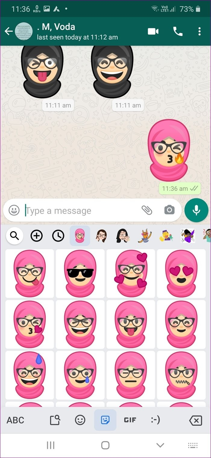 Customise Your Emojis in android