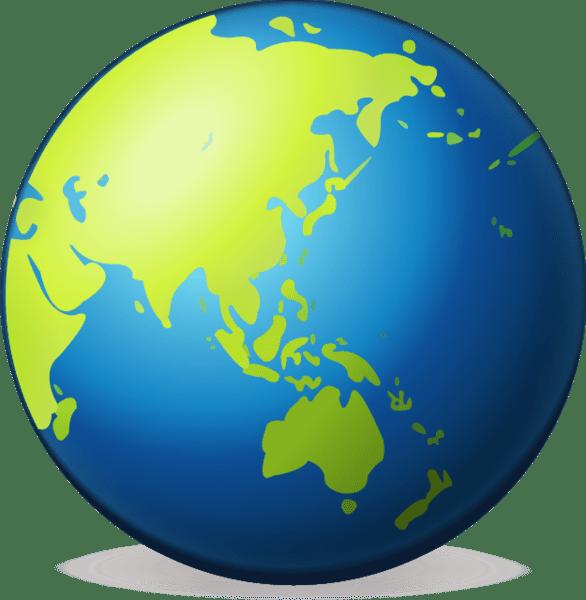 Globe Emoji
