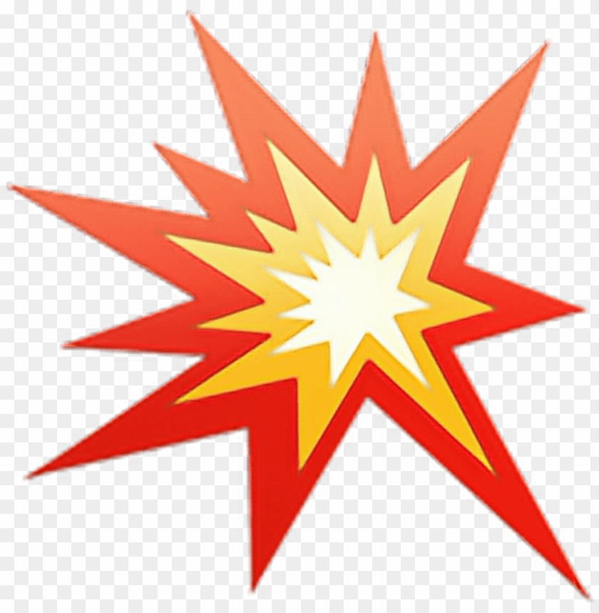 Explosion Emoji