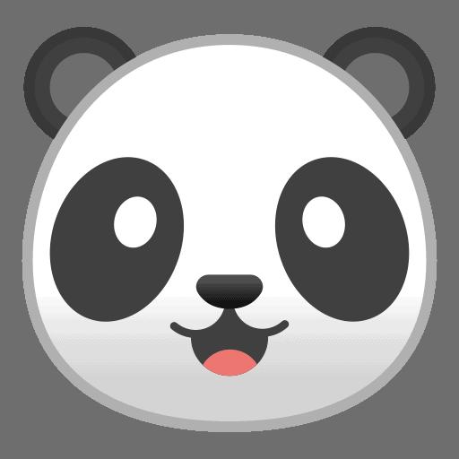 Panda Bear Emoji