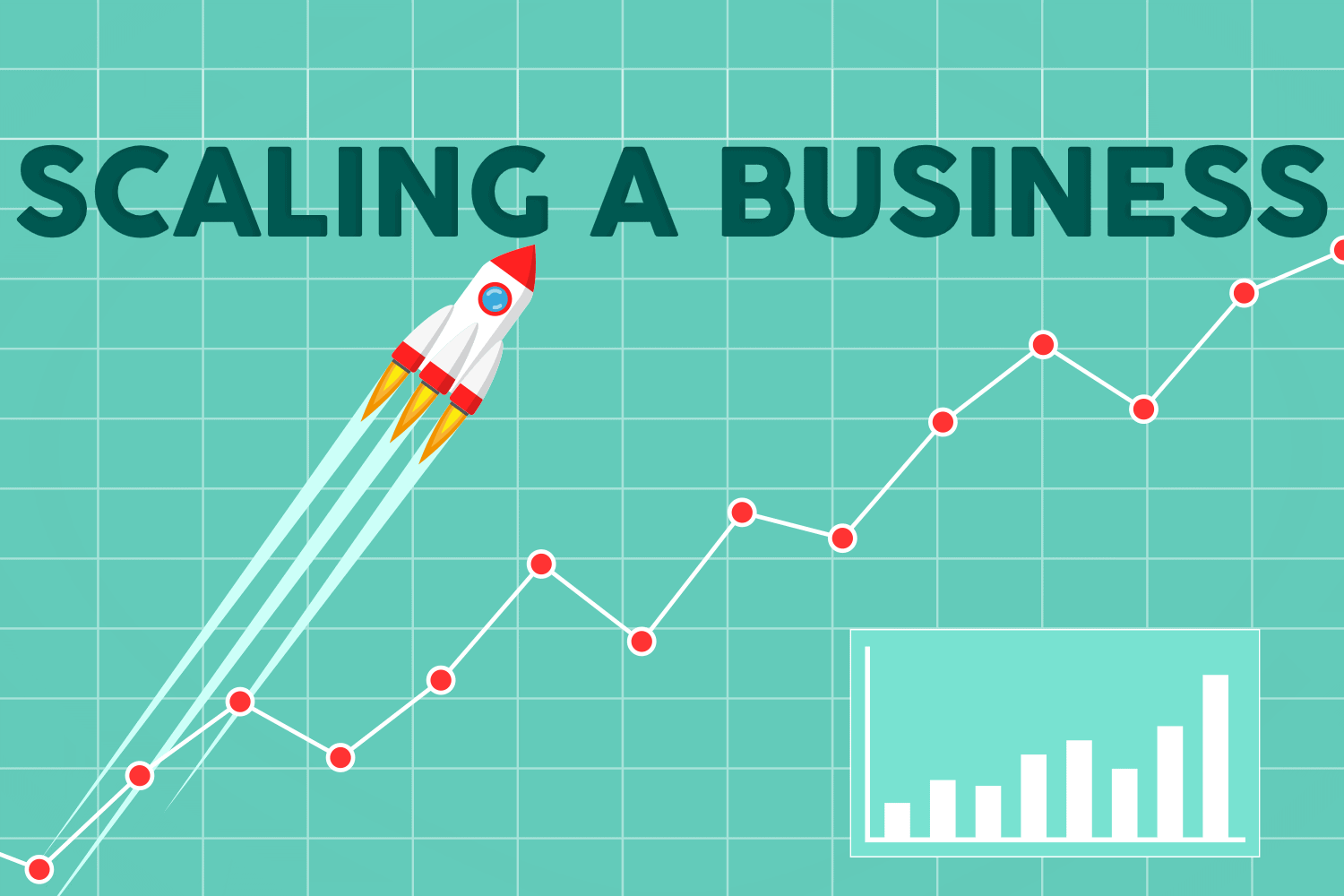 Scaling of your business operations
