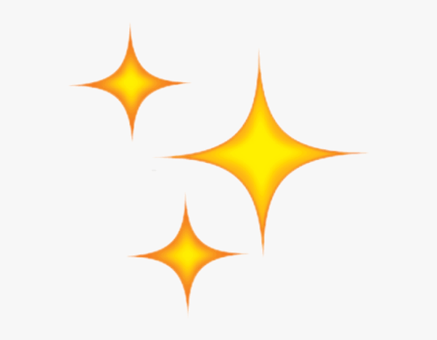 Sparkling Star Emoji