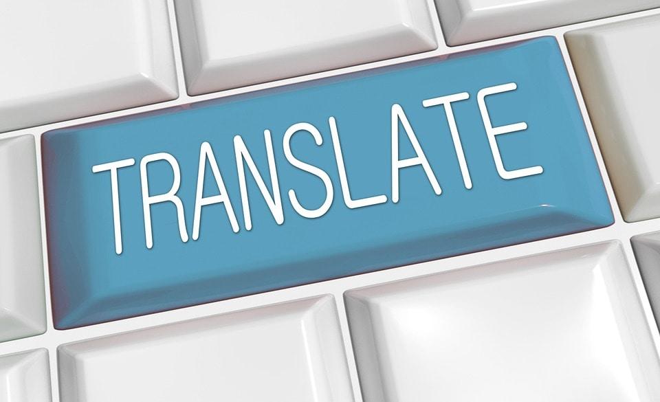 Translate Blogs