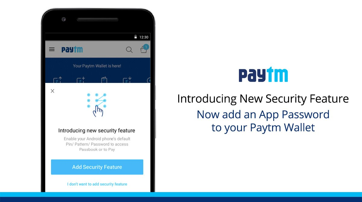 security feature in payment applications