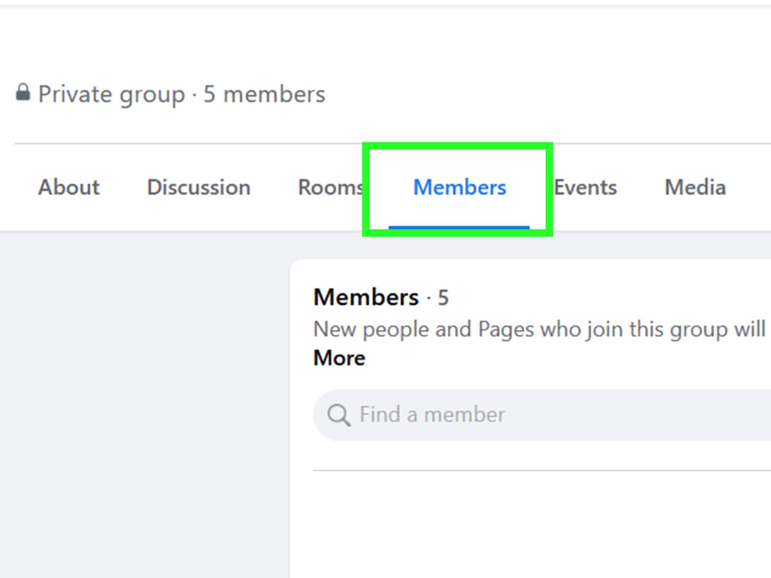 Add people to your group