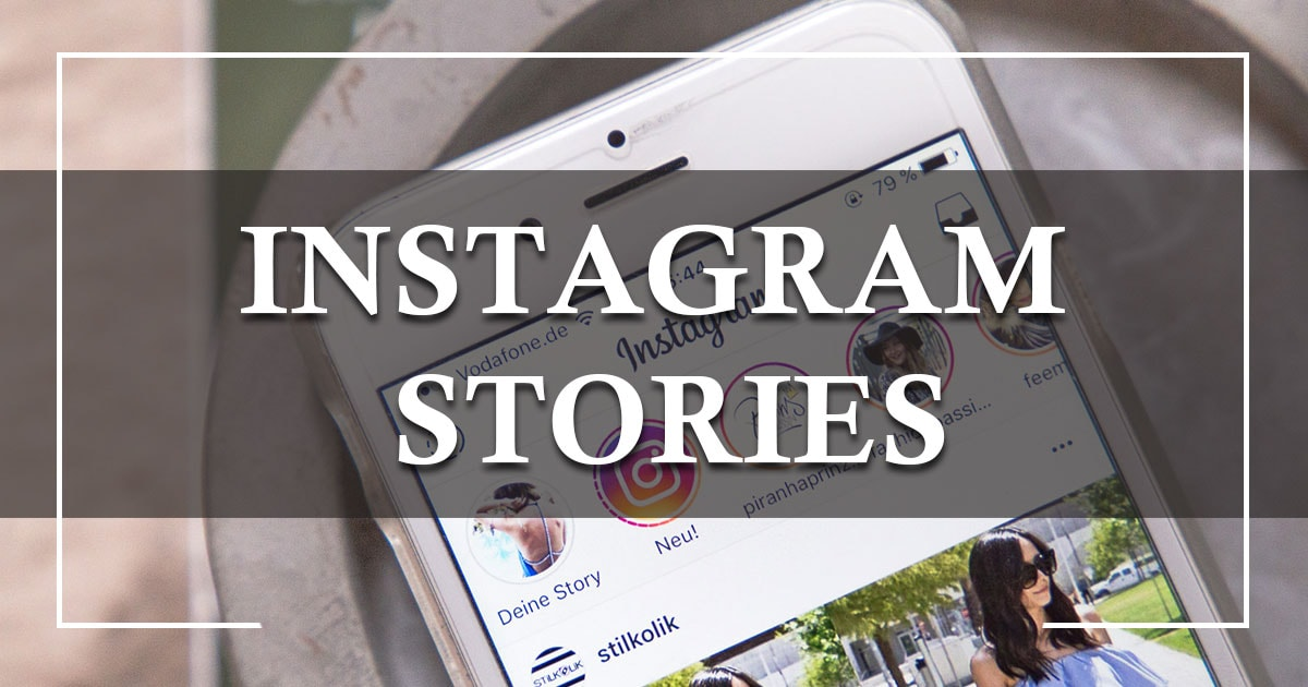How to use Instagram Story?