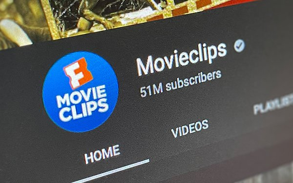 Most Popular YouTubers: Movieclips