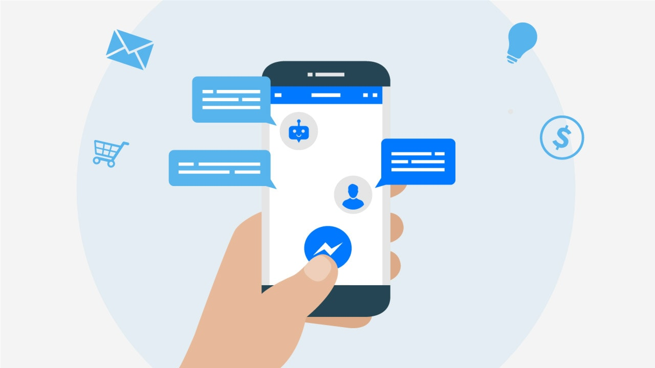 What are Facebook Messenger Bots?