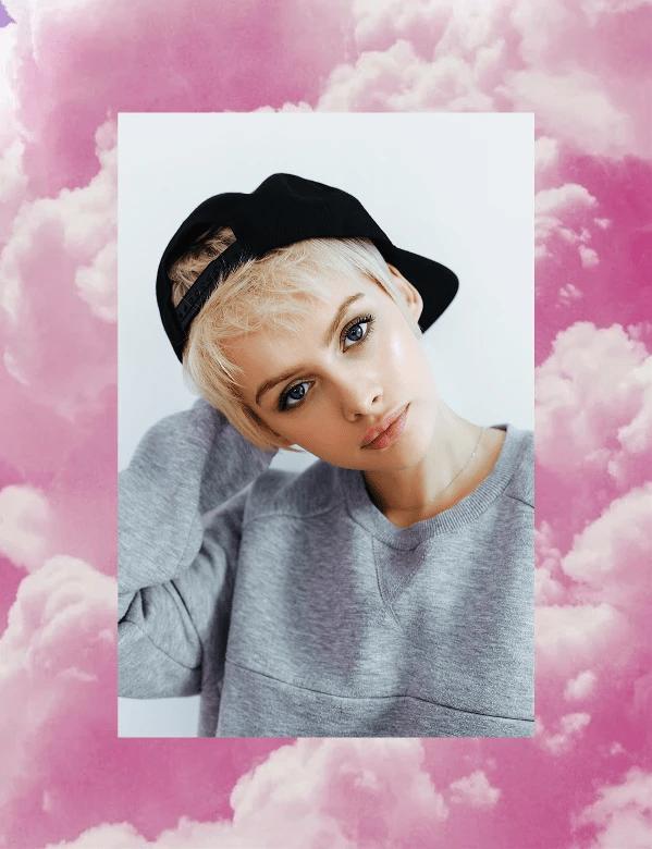 customized background