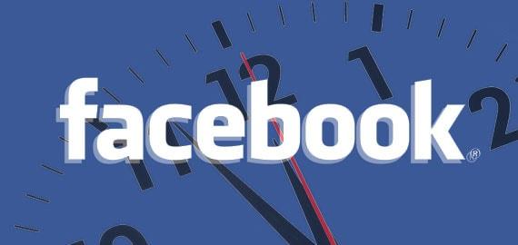 facebook on time posting