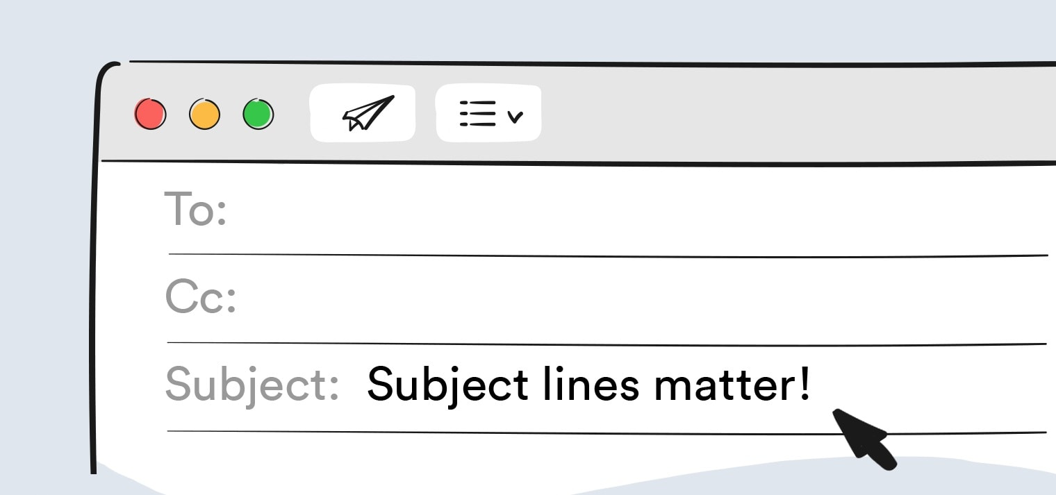 subject lines for emails