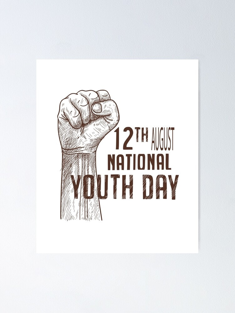 12th August - International Youth Day