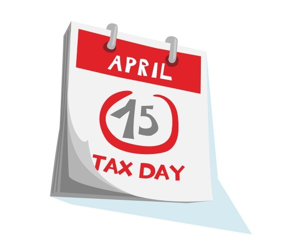15th April - National Tax Day
