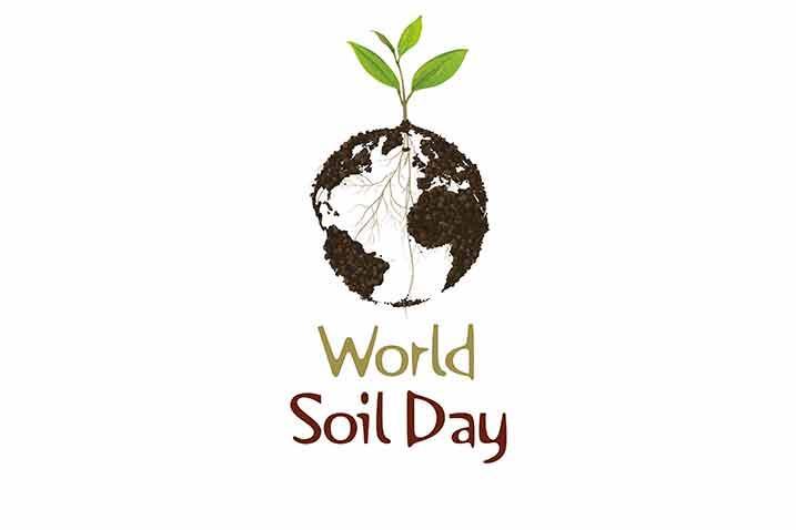 5th December - World Soil Day