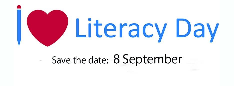 8th September - International Literacy Day