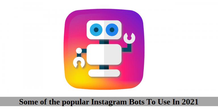 popular Instagram Bots