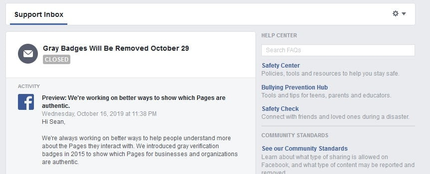 try Facebook Forums