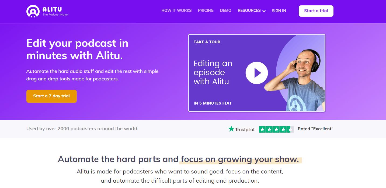 Alitu (Call Recording Apps)