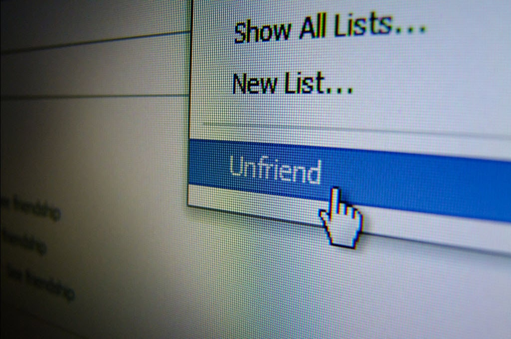 Distance Yourself Without Unfriending