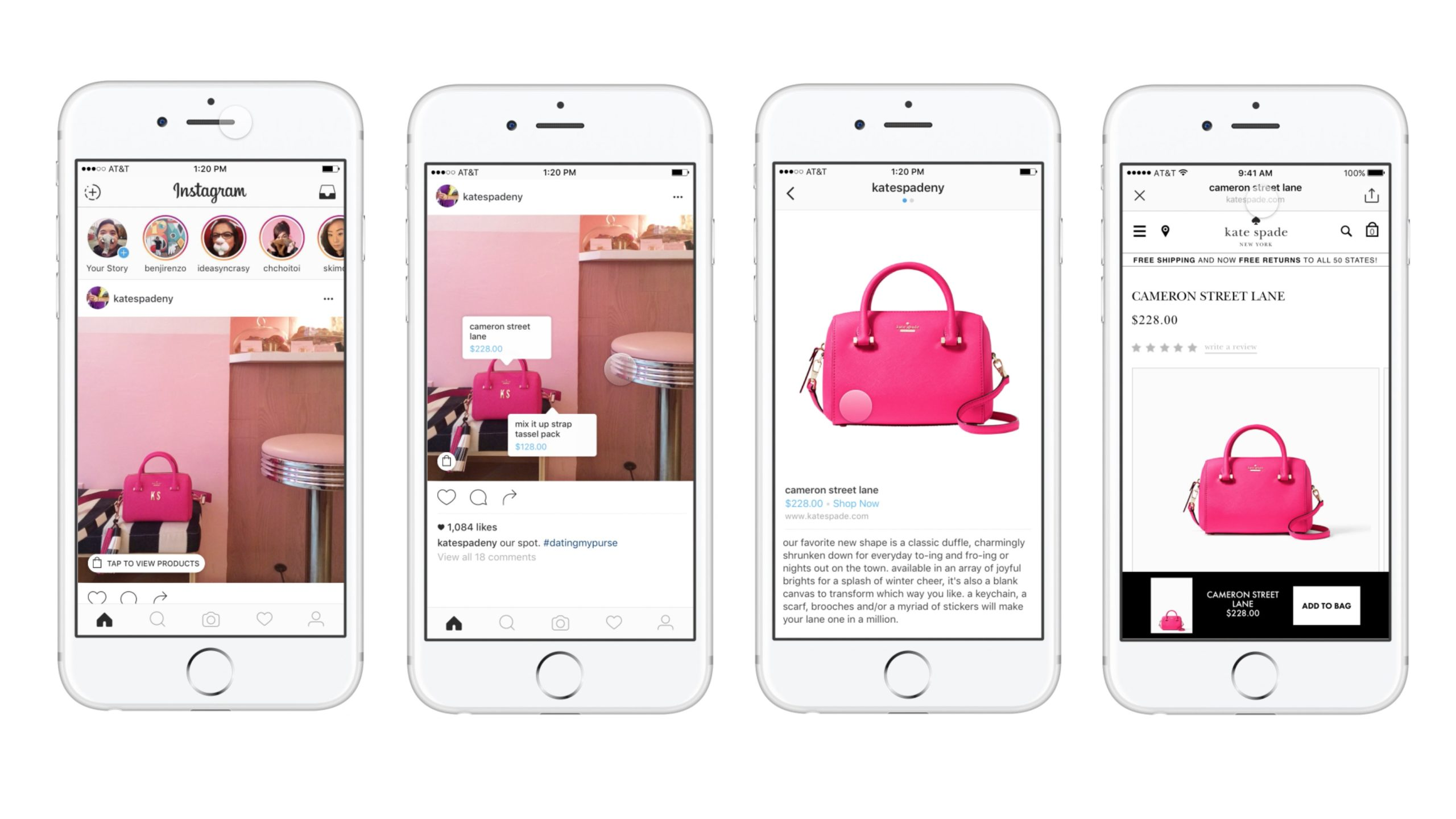 Instagram is more commerce friendly than Facebook