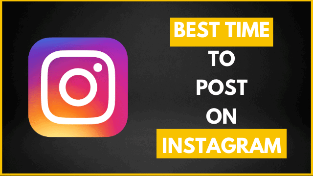 Post Content at a Favorable Time: Instagram problems