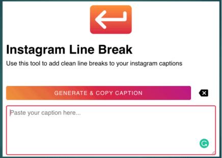 instagramlinebreak.app